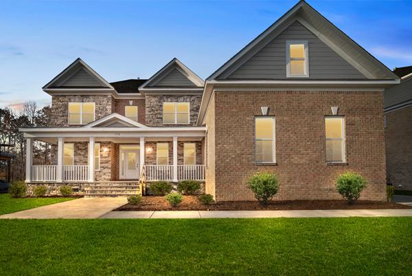 Sinclair Custom Home